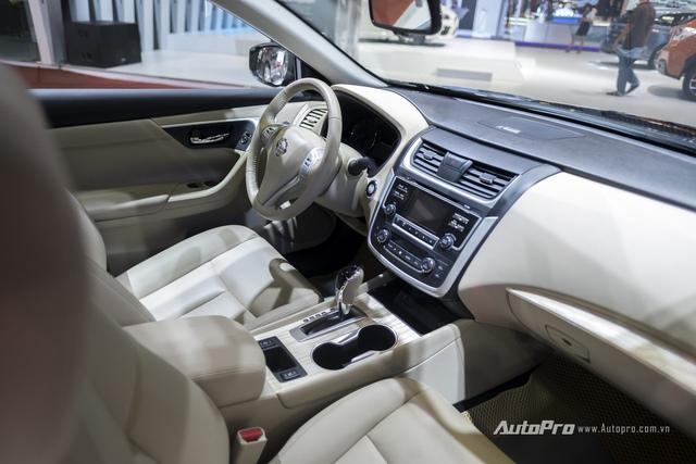 Nissan Teana và Sunny ra phiên bản mới, nâng cấp nhẹ tại VIMS 2016 - Ảnh 14.