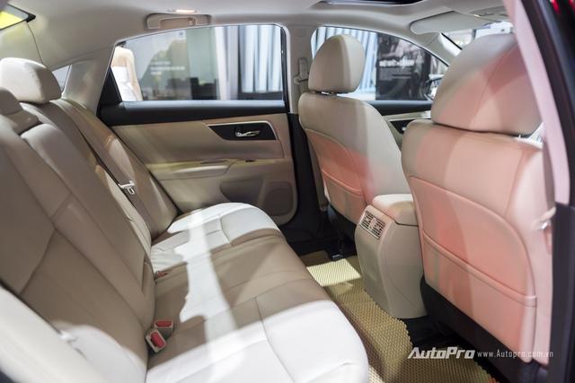 Nissan Teana và Sunny ra phiên bản mới, nâng cấp nhẹ tại VIMS 2016 - Ảnh 16.