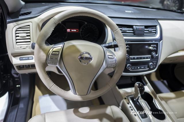 Nissan Teana và Sunny ra phiên bản mới, nâng cấp nhẹ tại VIMS 2016 - Ảnh 15.