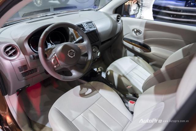 Nissan Teana và Sunny ra phiên bản mới, nâng cấp nhẹ tại VIMS 2016 - Ảnh 6.