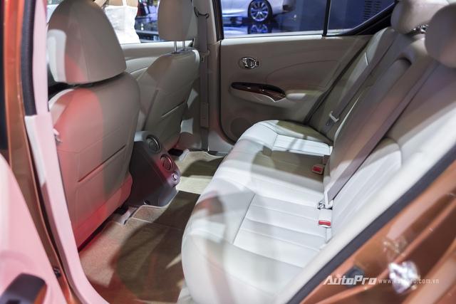 Nissan Teana và Sunny ra phiên bản mới, nâng cấp nhẹ tại VIMS 2016 - Ảnh 8.