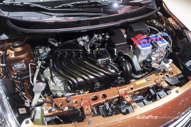 Nissan Teana và Sunny ra phiên bản mới, nâng cấp nhẹ tại VIMS 2016 - Ảnh 9.
