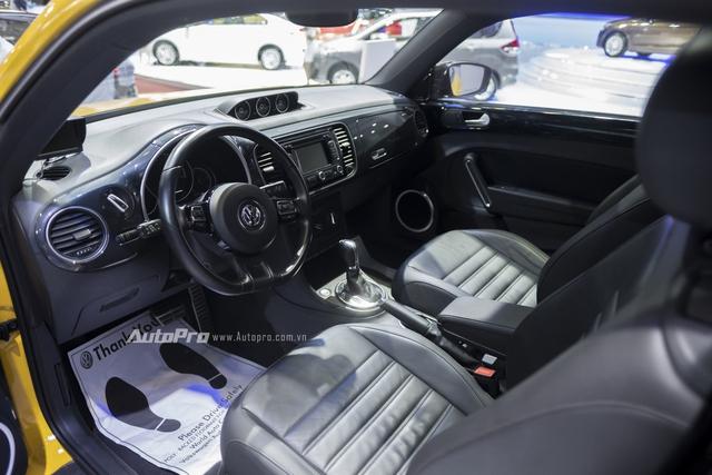 Volkswagen trưng bày Beetle 2016 phiên bản thường nhưng dán tem Dune - Ảnh 14.