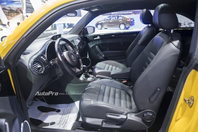 Volkswagen trưng bày Beetle 2016 phiên bản thường nhưng dán tem Dune - Ảnh 13.
