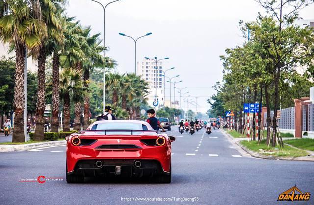 Tay chơi Đà Nẵng chi 1 tỷ Đồng bộ body kit cho Ferrari 488 GTB - Ảnh 10.