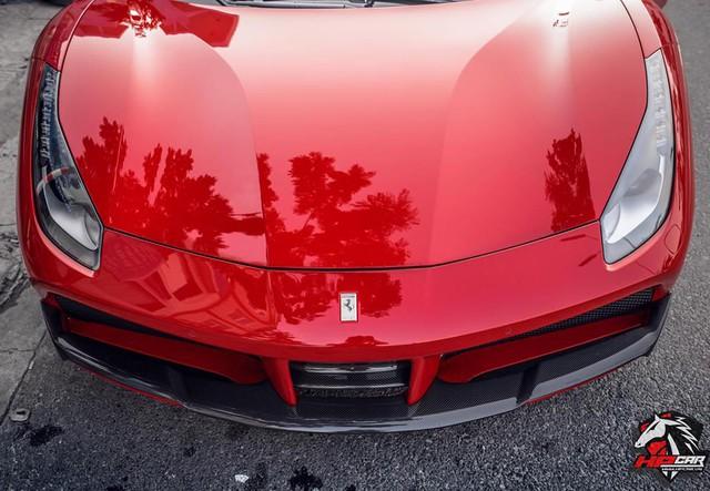 Tay chơi Đà Nẵng chi 1 tỷ Đồng bộ body kit cho Ferrari 488 GTB - Ảnh 3.