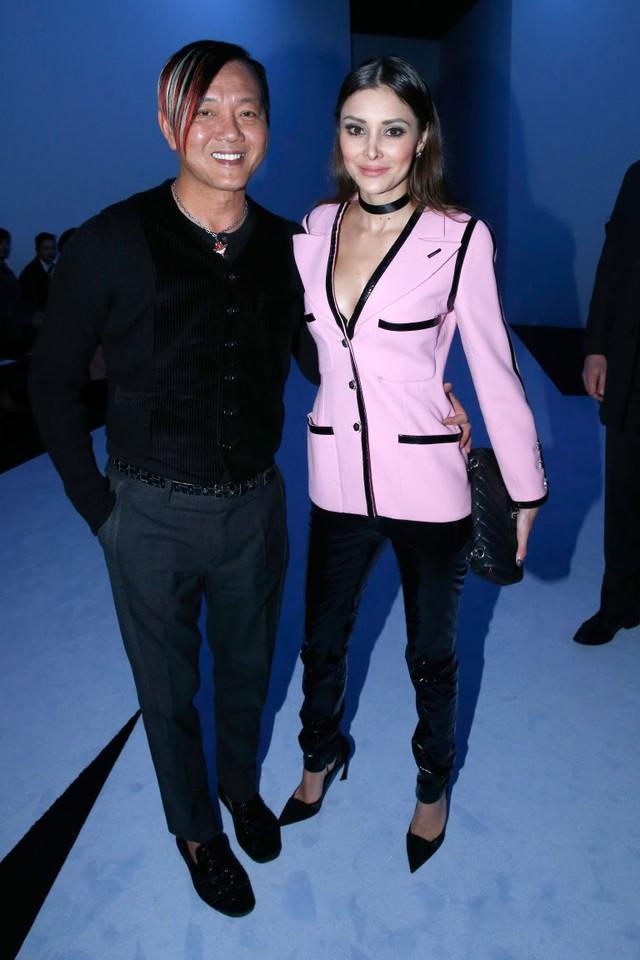 Tỷ phú Stephan Hung và vợ Deborah Valdez-Hung