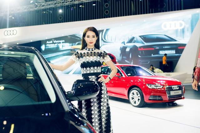 Hoa hậu Đặng Thu Thảo hiện nay đang là đại sứ quỹ từ thiện Audi.