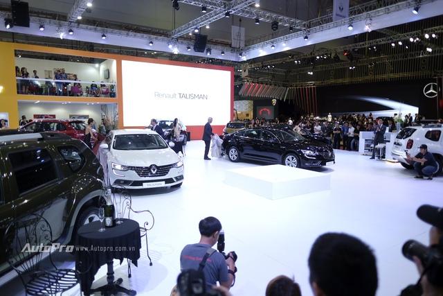 Vén màn Renault Talisman