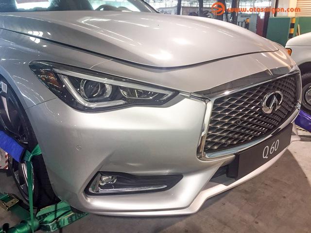 Hàng hot Infiniti Q60 Coupe 2017 đầu tiên tại Việt Nam - Ảnh 5.