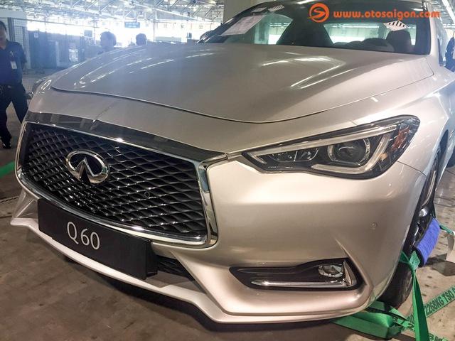 Hàng hot Infiniti Q60 Coupe 2017 đầu tiên tại Việt Nam - Ảnh 4.