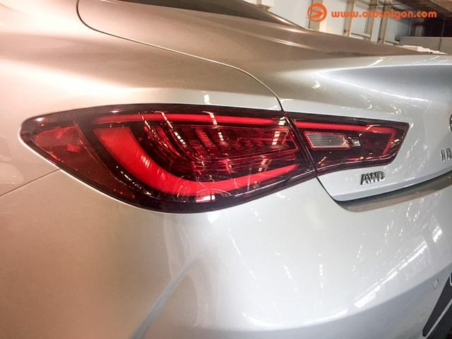 Hàng hot Infiniti Q60 Coupe 2017 đầu tiên tại Việt Nam - Ảnh 6.