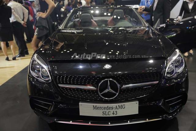 Mercedes-Benz gây choáng ngợp VIMS 2016 bằng dàn xe hot và nhan sắc Hoa hậu Kỳ Duyên - Ảnh 5.