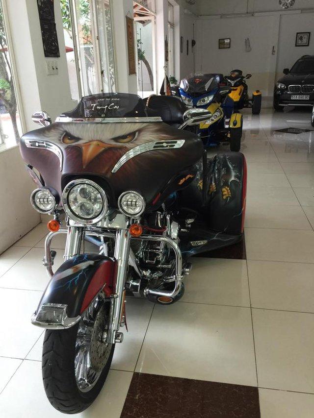 Ngoài dàn siêu xe khủng, đại gia y tế còn có bộ sưu tập mô tô khiến nhiều biker phát thèm - Ảnh 9.