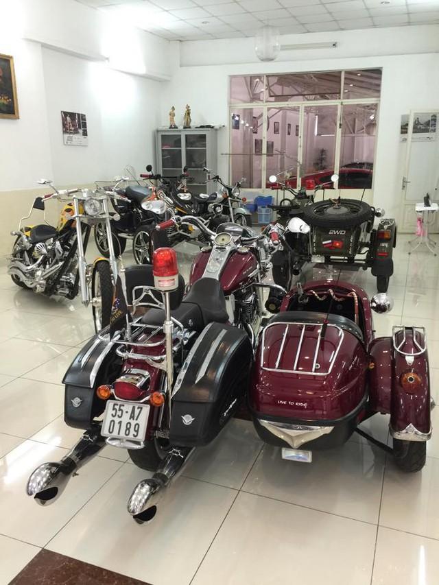 Ngoài dàn siêu xe khủng, đại gia y tế còn có bộ sưu tập mô tô khiến nhiều biker phát thèm - Ảnh 14.
