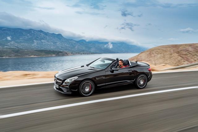Vén màn dàn xe 2 cửa hấp dẫn của Mercedes Benz tại VIMS 2016 - Ảnh 3.