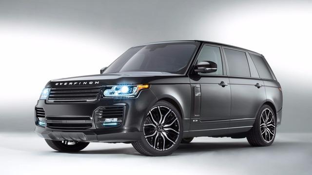 Range Rover Manhattan Edition