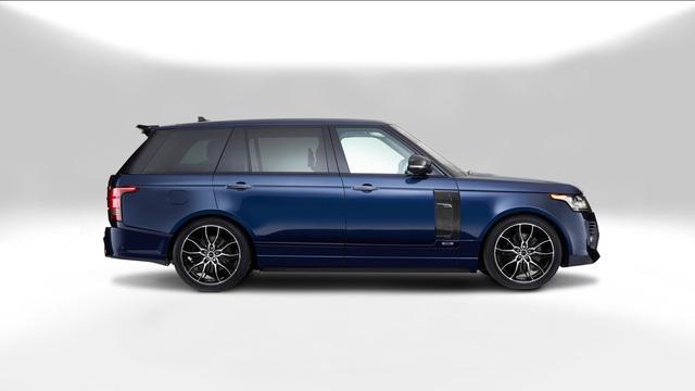 Range Rover London Edition