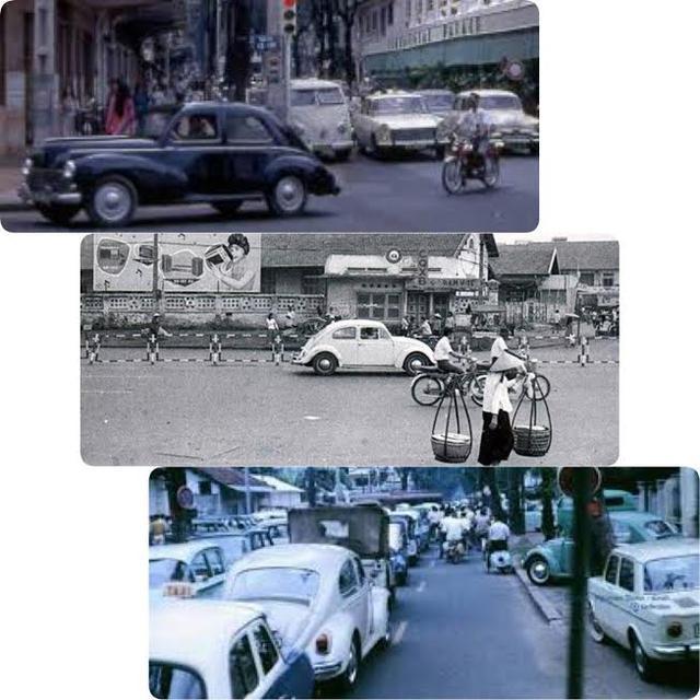 """Hình ảnh """"những chú bọ"""" gắn liền với Sài Gòn xưa"""