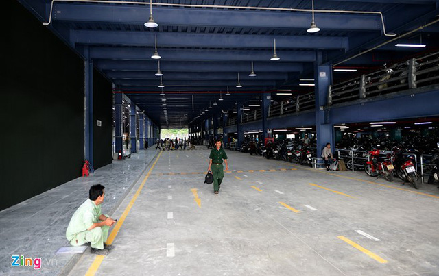Nhà để xe 5 sao ở sân bay Tân Sơn Nhất - Ảnh 16.