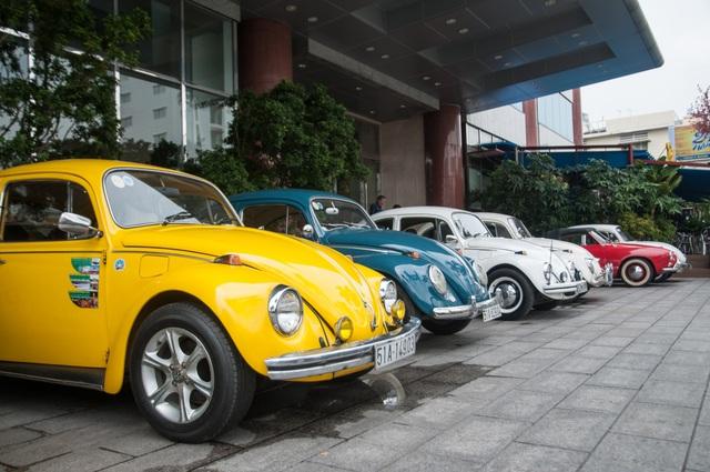 VolksWagen Beetle cổ tại Sài Gòn