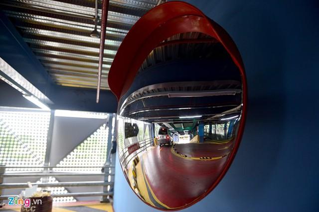 Nhà để xe 5 sao ở sân bay Tân Sơn Nhất - Ảnh 8.