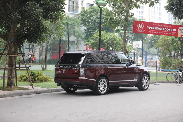 Range Rover SVAutobiography - Đẳng cấp chơi SUV 12 tỷ Đồng của đại gia Việt - Ảnh 1.