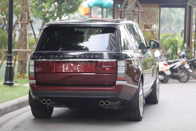 Range Rover SVAutobiography - Đẳng cấp chơi SUV 12 tỷ Đồng của đại gia Việt - Ảnh 2.