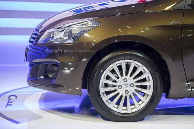 Mâm bánh xe hợp kim16 inch đậm chất thể thao