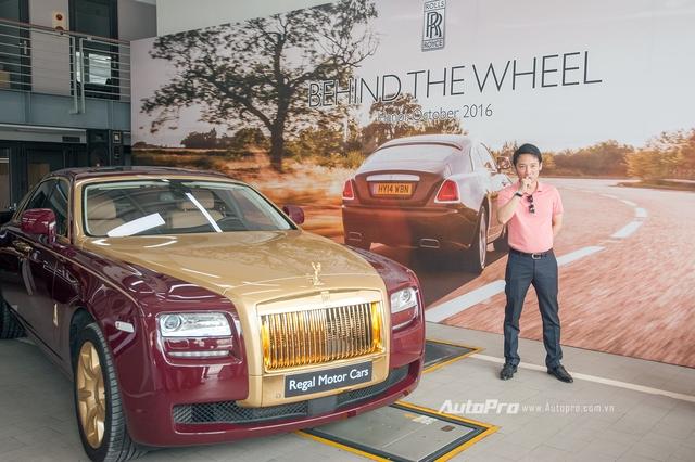 Khó như nghề tài xế xe Rolls-Royce - Ảnh 4.