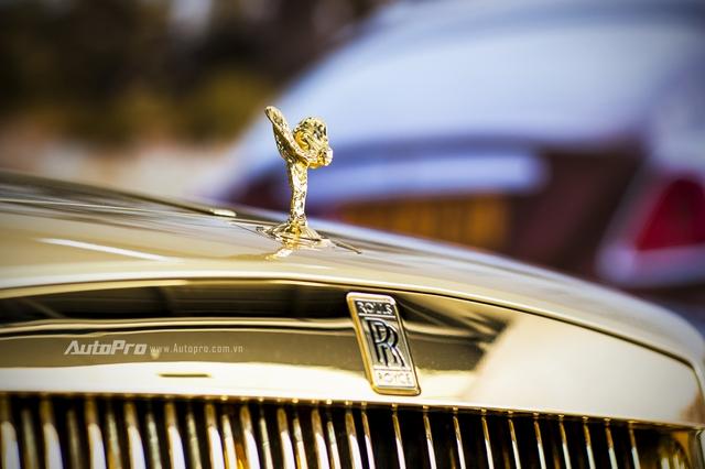 Khó như nghề tài xế xe Rolls-Royce - Ảnh 2.