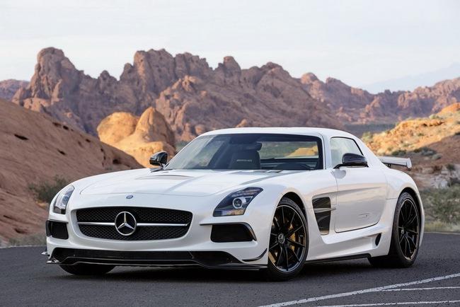 Mercedes-Benz công bố giá bán SLS AMG GT và Black Series tại Anh quốc 4