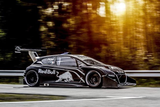 Peugeot 208 T16: Bugatti Veyron SuperSport không phải đối thủ 2