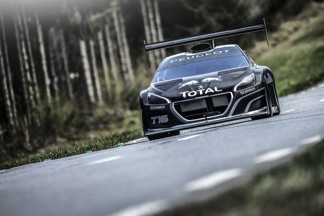 Peugeot 208 T16: Bugatti Veyron SuperSport không phải đối thủ 4