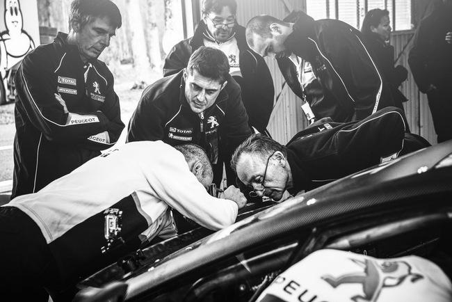Peugeot 208 T16: Bugatti Veyron SuperSport không phải đối thủ 17