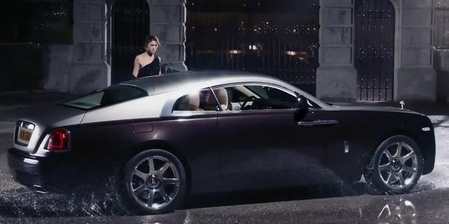 Rolls-Royce Wraith: Đẳng cấp ngay từ quảng cáo 7