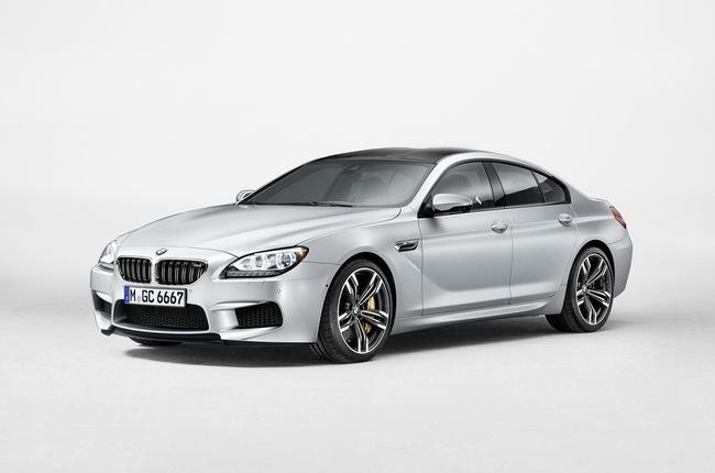 BMW M6 Gran Coupe 2014 đến Mỹ với giá từ 115.225 USD 3