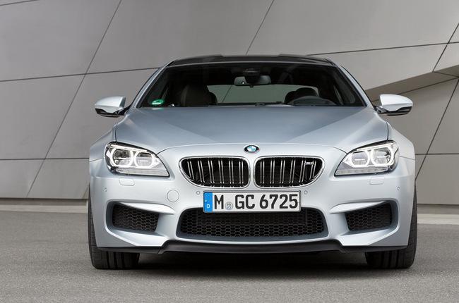 BMW M6 Gran Coupe 2014 đến Mỹ với giá từ 115.225 USD 6