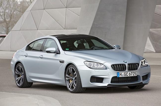 BMW M6 Gran Coupe 2014 đến Mỹ với giá từ 115.225 USD 8