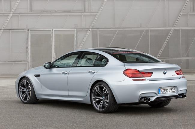 BMW M6 Gran Coupe 2014 đến Mỹ với giá từ 115.225 USD 9