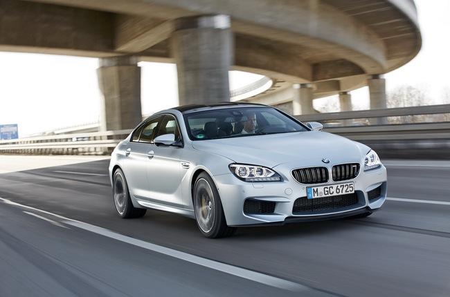 BMW M6 Gran Coupe 2014 đến Mỹ với giá từ 115.225 USD 10
