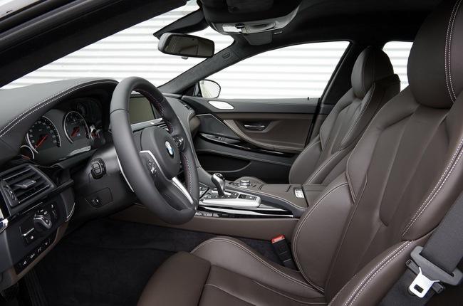 BMW M6 Gran Coupe 2014 đến Mỹ với giá từ 115.225 USD 18