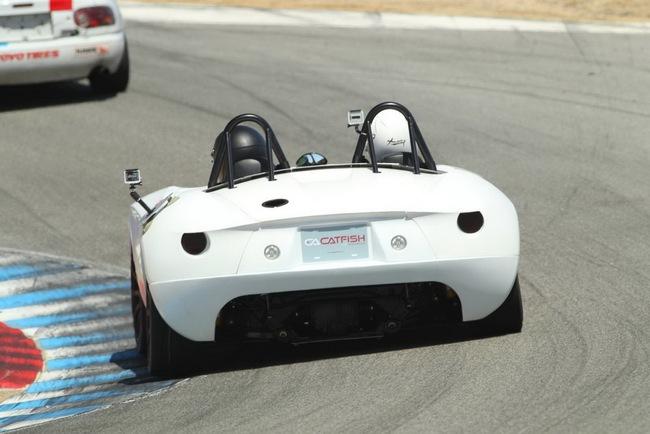Bauer Catfish: Bản độ lạ của Mazda Miata 3