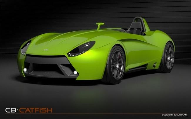 Bauer Catfish: Bản độ lạ của Mazda Miata 4