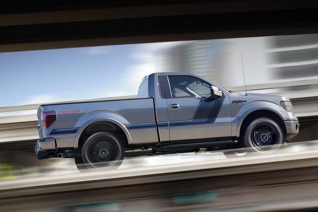 Ford F-150 Tremor: Nhỏ nhưng mạnh 8