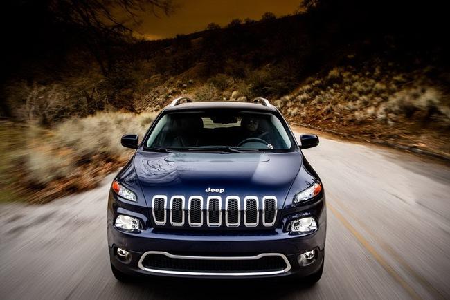 Công bố giá Jeep Cherokee 2014 1