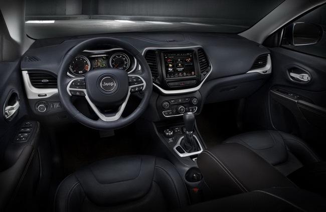 Công bố giá Jeep Cherokee 2014 2