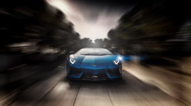 Tuyệt phẩm Lamborghini Aventador độ 900 mã lực của DMC 3
