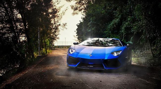 Tuyệt phẩm Lamborghini Aventador độ 900 mã lực của DMC 4