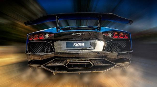 Tuyệt phẩm Lamborghini Aventador độ 900 mã lực của DMC 7
